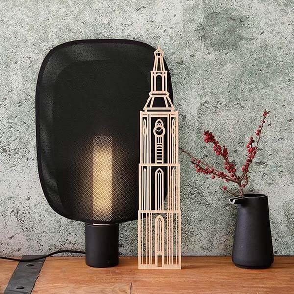 nieuwe kerk Delft van hout bij Studio Perspective