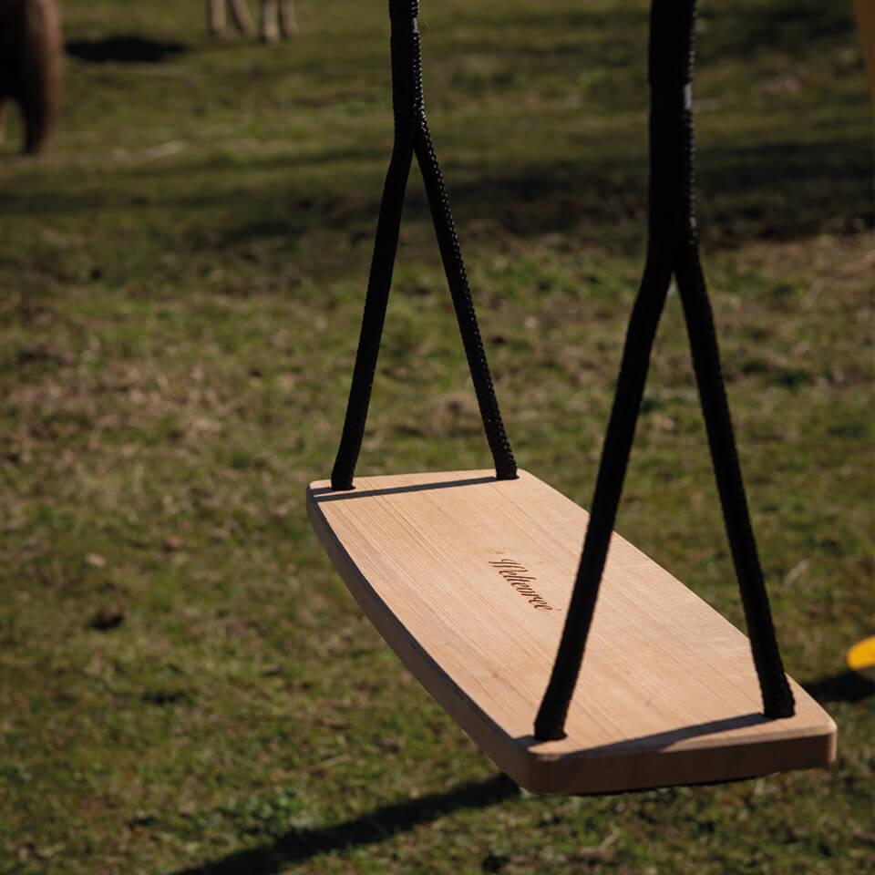 Schommel Serious Swing van Weltevree voor volwassenen
