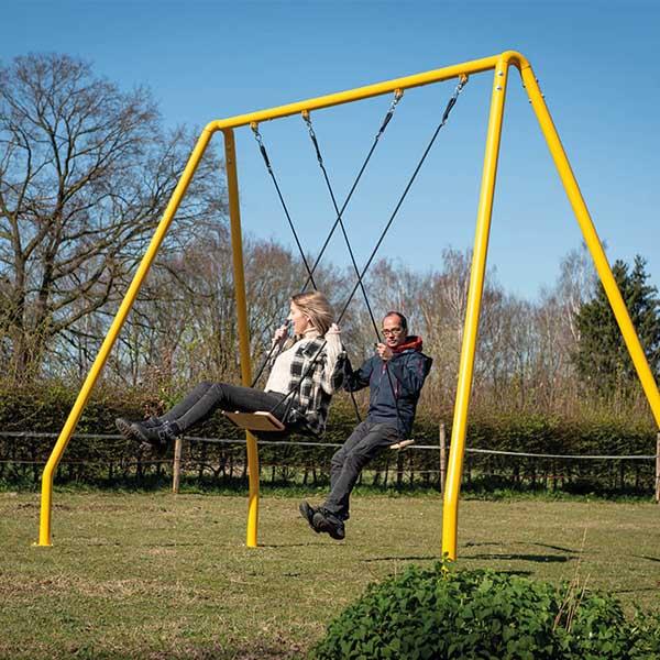 Volwassen Schommel Serious Swing van Weltevree