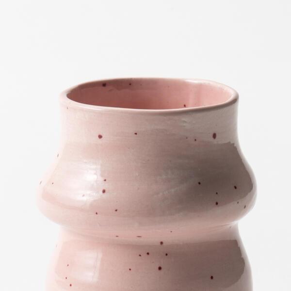 Cappuccinobeker roze