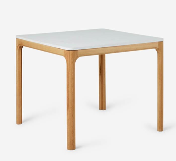 Bine Vierkante Eettafel Planq