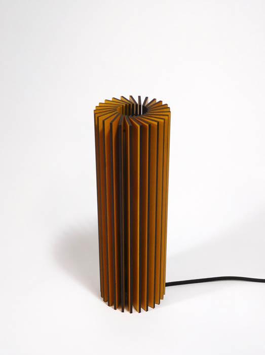 duurzame tafellamp of bedamp van der Werff Design
