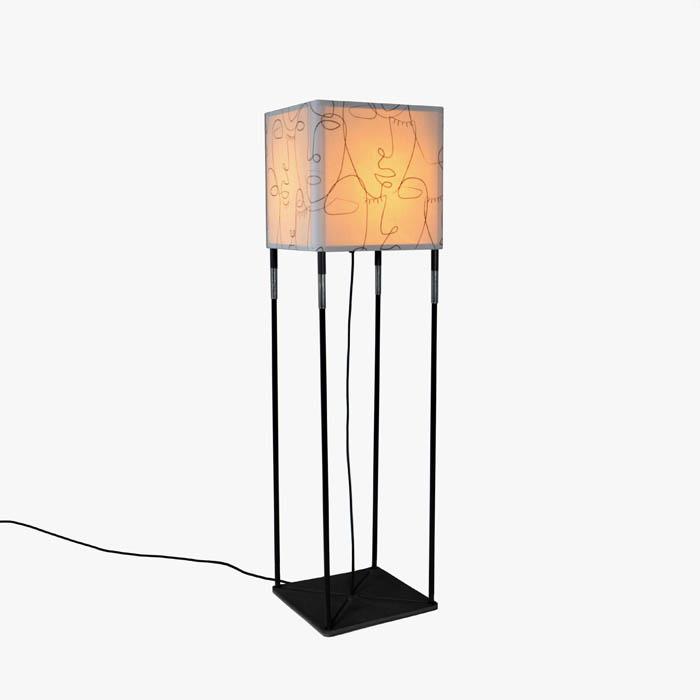 Estendaia Cube wikkel Lineart - aan