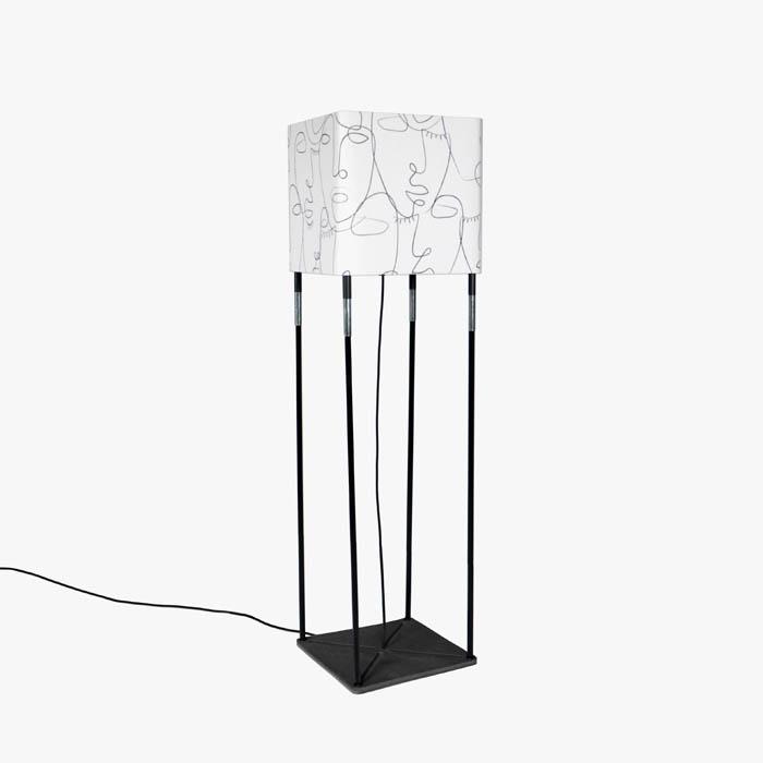 Estendia Cube wikkel Lineart - uit
