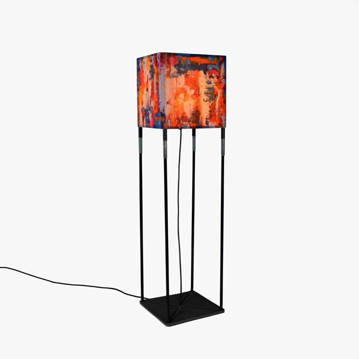 Estendia Cube wikkel Paint - aan